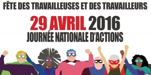 29 avril travail