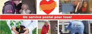 Service postal pour tout